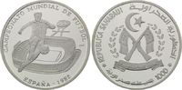 1000 Saharahui-Pesetas 2002, Sahara Fußball-WM 1982, PP  36,00 EUR kostenloser Versand