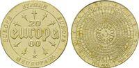 Gold-Medaille 2000, BRD, Kalendermedaille, st  29,00 EUR kostenloser Versand