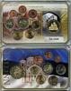 3,88 Euro 2011 Estland, Kursmünzensatz, inkl. Medaille: Alexander Newsk... 8,00 EUR  zzgl. 6,40 EUR Versand