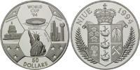 50 Dollars 1994, Niue,  PP  135,00 EUR kostenloser Versand