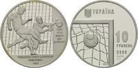 10 Hriwen 2004, Ukraine, Fußball-WM 2006 in Deutschland, PP  30,00 EUR kostenloser Versand