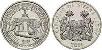 10 Dollars 2006, Sierra Leone, Fußball-WM 2006 in Deutschland, PP  29,00 EUR kostenloser Versand