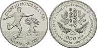 1000 Francs 2004, West afrikanische Staaten, Fußball-WM 2006 in Deutsch... 45,00 EUR kostenloser Versand