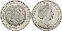 Crown 2006, Isle of Man, Fußball-WM 2006 in Deutschland, PP  39,00 EUR kostenloser Versand