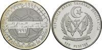 500 Saharaui-Pesetas 1993, Sahara, Fußball-WM 1994, PP  29,00 EUR kostenloser Versand