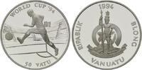50 Vatu 1994, Vanuatu, Fußball-WM 1994, PP  26,00 EUR kostenloser Versand