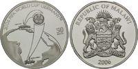 50 Kwacha 2006, Malawi, Fußball-WM 2006 in Deutschland, PP  29,50 EUR kostenloser Versand