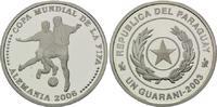 Guarani 2003, Paraguay, Fußball-WM 2006 in Deutschland, PP  25,00 EUR kostenloser Versand