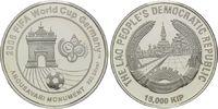 15000 Kip 2004, Laos, Fußball-WM 2006 in Deutschland, PP  29,00 EUR kostenloser Versand