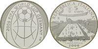5 Euro 2006, Italien, Fußball-WM 2006 in Deutschland, PP  13,00 EUR kostenloser Versand