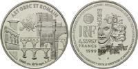 6,55957 Francs / 1 Euro 1999, Frankreich, Kunst der Antike, PP  23,00 EUR kostenloser Versand