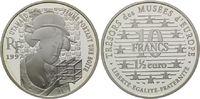 10 Francs / 1,5 Euro 1997, Frankreich, 'Frau mit Fruchtschale' von Kita... 19,00 EUR kostenloser Versand