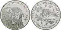 """10 Francs / 1,5 Euro 1997, Frankreich, """"Der Kuss"""" von Klimt, PP  55,00 EUR kostenloser Versand"""