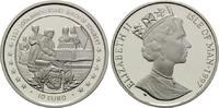 Medaille '10 Euro' 1997, Isle of Man, Lot von 2 Medaillen: '10 Euro', P... 36,00 EUR kostenloser Versand