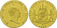 Dukat 1817, Bayern, Maximilian I. Joseph, ...