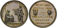 Medaille 1824, Württemberg, 2. Geburtstag ...