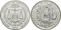 1000 Shillings 2012, Somaliland, Jahr des Drachen, PP  29,00 EUR kostenloser Versand