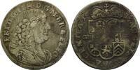 Gulden =2/3 Taler 1675 GDZ, Brandenburg-Preussen, Friedrich Wilhelm der... 140,00 EUR kostenloser Versand
