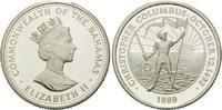 10 Dollars 1989, Bahamas, Christopher Columbus 12.Oktober 1492 offene l... 29,00 EUR kostenloser Versand