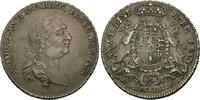 2/3 Taler 1767 FU, Hessen-Kassel, Friedrich II., 1760-1785, ss-vz, schö... 350,00 EUR kostenloser Versand