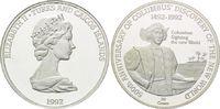 20 Crowns 1992, Turks und Caicos Inseln, 500 Jahre Entdeckung Amerikas,... 29,00 EUR kostenloser Versand