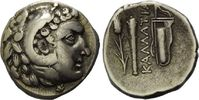 AR Oktobol 3.Jh.v.Chr., Moesia Inferior, Stadt Kallatis, ss  150,00 EUR kostenloser Versand