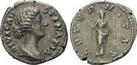 AR Denar 176-180, Römisches Reich, Faustina II., 147-176, ss  85,00 EUR kostenloser Versand