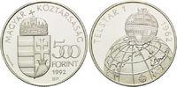 500 Forint 1992, Ungarn, Raumfahrt, Fernsehsatellit Telestar 1, 1962, o... 29,00 EUR kostenloser Versand