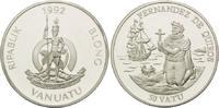 50 Vatu 1992, Vanuatu, Entdecker - Ferdinandez de Quiros auf Insel 'Esp... 26,00 EUR kostenloser Versand
