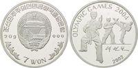 7 Won 2002, Nord Korea, Olympische Spiele Athen 2004 - Taekwando, l.anl... 26,00 EUR kostenloser Versand