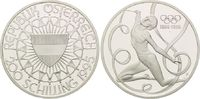 200 Schillinge 1995, Österreich, 100 Jahre Olympische Spiele - Rhytmisc... 29,00 EUR kostenloser Versand