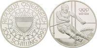 200 Schillinge 1995, Österreich, 100 Jahre Olympische Spiele - Ski Slal... 29,00 EUR kostenloser Versand