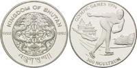 300 Ngultrum 1992, Bhutan, Olympische Spiele Lillehammer 1994 - Eisschn... 26,00 EUR kostenloser Versand