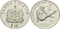 10 Tala 1994, Samoa, Olympische Spiele Atlanta 1996 - Turmspringen, anl... 26,00 EUR kostenloser Versand