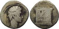 AR Denar 20-19 v.Chr., Röm. Reich, Augustus, 27 v.-14 n.Chr., sehr selt... 156,00 EUR kostenloser Versand