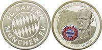 Medaillie 2000, Deutschland, 100 Jahre Gründung d. FC Bayern München, v... 8,95 EUR  zzgl. 6,40 EUR Versand