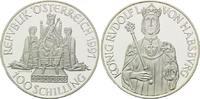100 Schilling 1991, Österreich, 1000 Jahre Ostarrîchi, 700 Todestag von... 29,00 EUR kostenloser Versand