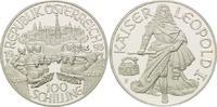 100 Schilling 1993, Österreich, 1000 Jahre Ostarrîchi, Schlacht am Kahl... 29,00 EUR kostenloser Versand