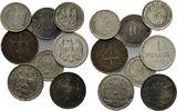 10 Pfennig - 1 Reichsmark 1906-1935, Deutschland, Deutsches Reich, Lot ... 25,00 EUR kostenloser Versand