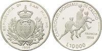 10.000 Lire 1998, San Marino, Fußball WM 98 Frankreich - Drei Spieler, ... 23,00 EUR kostenloser Versand