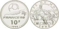 10 Francs 1996, Frankreich, Fußball WM 98 Frankreich - Uruguay Weltmeis... 16,00 EUR kostenloser Versand