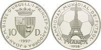 10 Diners 1997, Andorra, Fußball Weltmeisterschaft 98 Frankreich - Eiff... 29,00 EUR kostenloser Versand