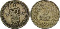 3 Reichsmark 1925J, Weimarer Republik,  Hsp., ss-vz  32,00 EUR kostenloser Versand