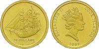 10 Dollars 2009, Cook Islands, Bounty, st  189,00 EUR kostenloser Versand