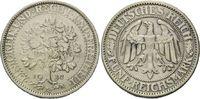 5 Reichsmark 1932 A, Weimarer Republik,  Lötreste am Rand, s-ss  68,00 EUR kostenloser Versand