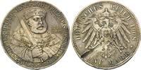5 Mark 1908, Sachsen-Weimar-Eisenach,  Rf., l.just., Einhieb, f.ss-vz  195,00 EUR kostenloser Versand