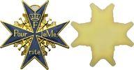 Orden,  Deutsches Reich, Pour le Merite - Nachahmung, neuwertig  9,00 EUR  zzgl. 6,40 EUR Versand