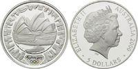 5 Dollars 2000, Australien, Olympische Spiele in Sydney 2000 - Opernhau... 59,00 EUR kostenloser Versand