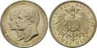 2 Mark 1903 A, Sachsen-Weimar-Eisenach, Zur Hochzeit von Wilhelm Ernst ... 290,00 EUR kostenloser Versand