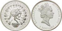 5 Dollars 2000, Australien, Olympische Spiele in Sydney 2000 - Rotes Ri... 29,00 EUR kostenloser Versand